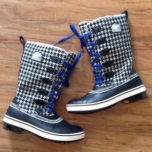 Sorel womens winter snow boots shoes size 7